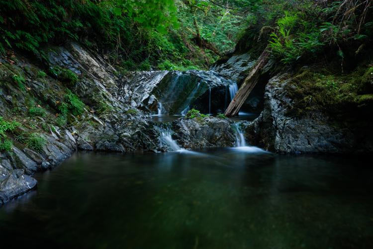 Bonnell falls